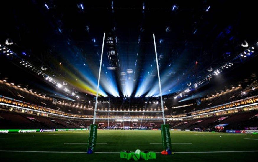 le racing 92 éjecter de l'arena rugby france xv de départ 15