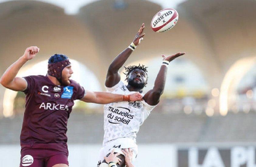 top 14 transfert cocagi et onambele vers castres rugby france xv de départ 15