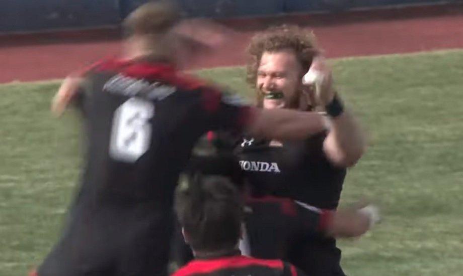 vidéo l'incroyable essai du 2ème ligne snyman rugby insolite buzz xv de départ 15