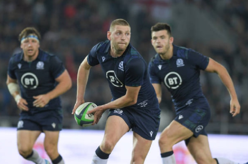 écosse finn russell rugby 6 nations xv de départ 15