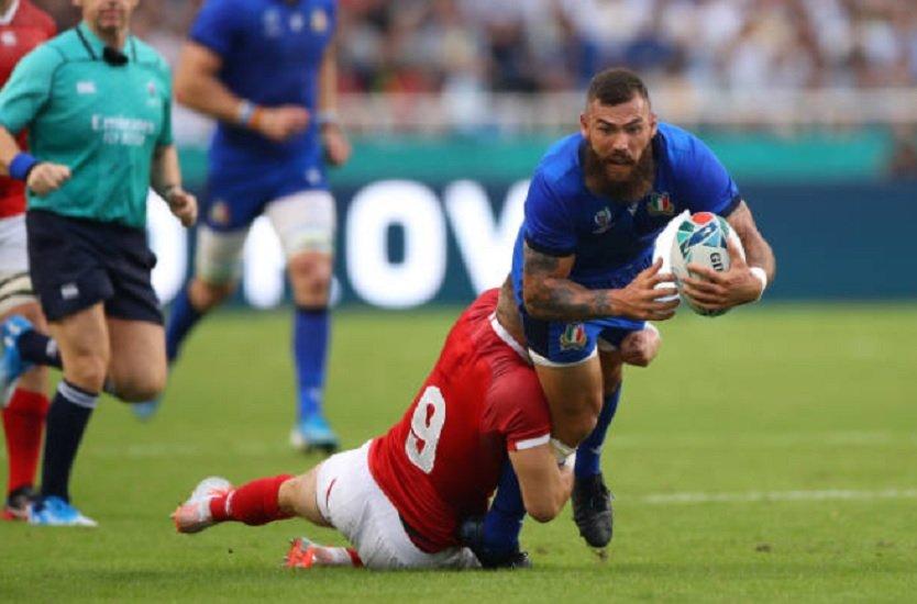 italie hayward titulaire à l'arrière 6 nations xv de départ 15