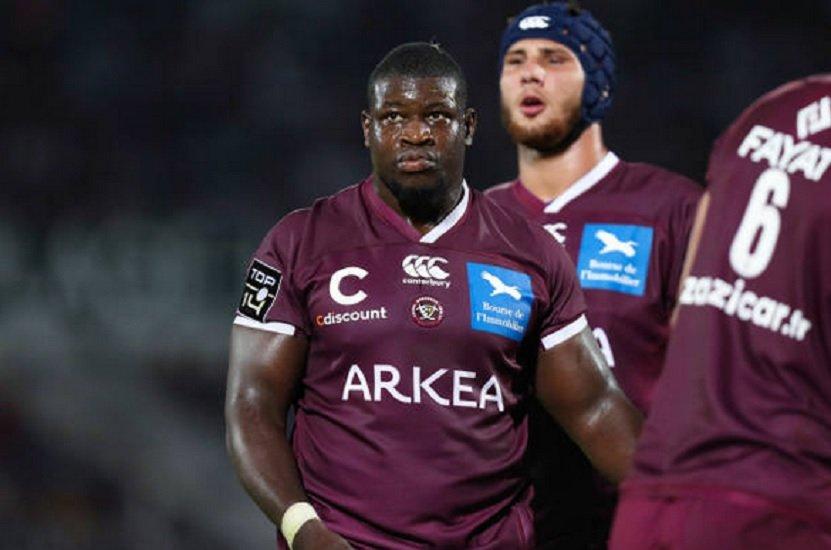 ubb thierry paiva saison terminée rugby france xv de départ 15