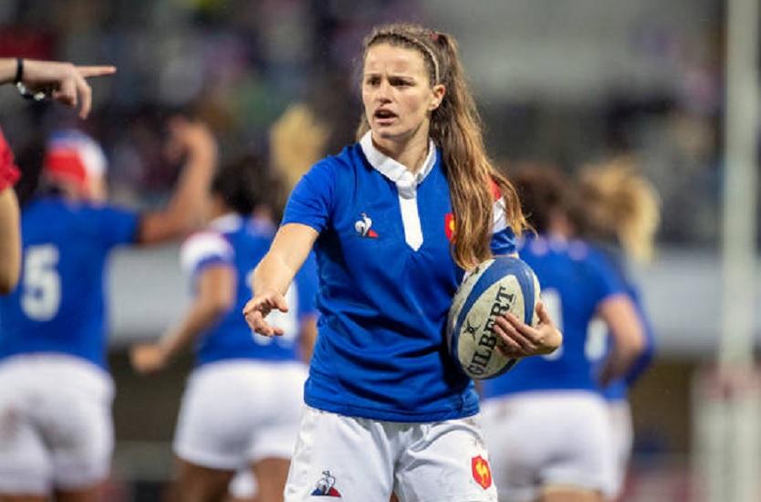 écosse france reporté une joueuse victime du coronavirus rugby 6 nations xv de départ 15