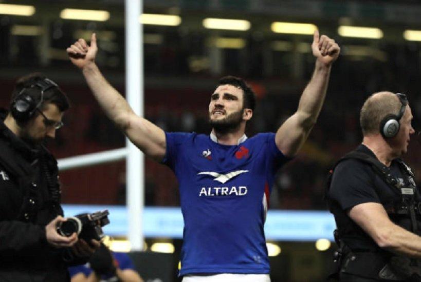 bleus charles ollivon toujours capitiane après le tournoi rugby france xv de départ 15