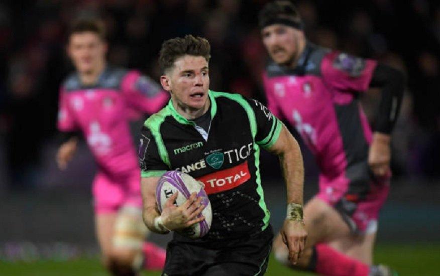 colin slade de retour à pau en cas de reprise rugby france xv de départ 15
