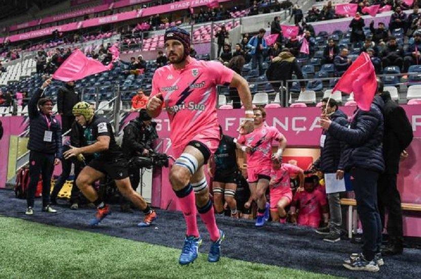 le stade français paris annonce cinq départs rugby france xv de départ 15