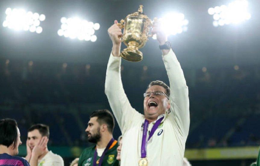 afrique du sud rassie erasmus gravement malade pendant le mondial rugby france xv de départ 15