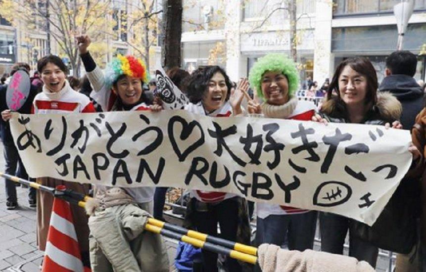 coupe du monde 2019 4 milliards de retombées rugby international xv de départ 15