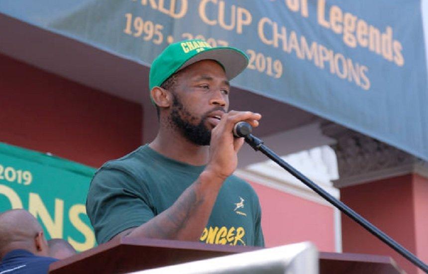 afrique du sud springboks déclaration siya kolisirugby international xv de départ 15