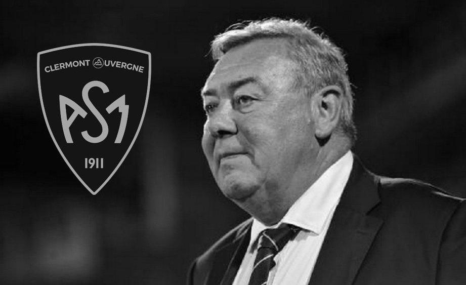 asm clermont éric de cromières est décédé rugby france xv de départ 15