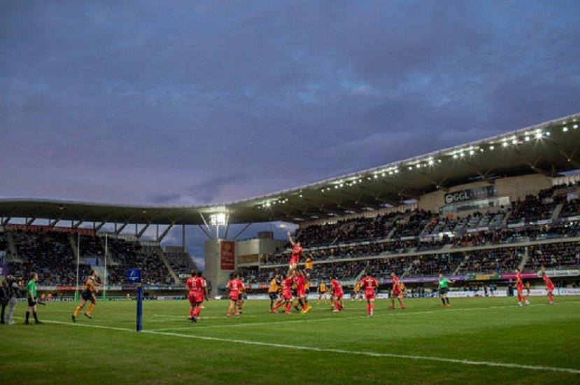 entrainements suspendus pour montpellier rugby france xv de départ 15