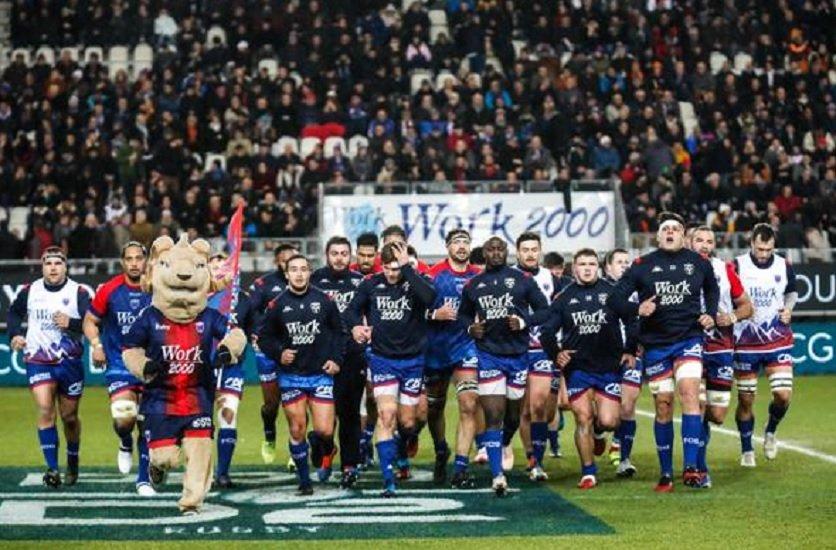le match valence romans-grenoble annulé rugby france xv de départ 15