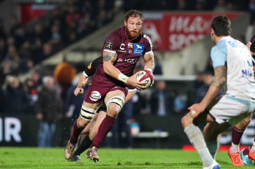 ubb higginbotham touché au genou rugby france xv de départ 15
