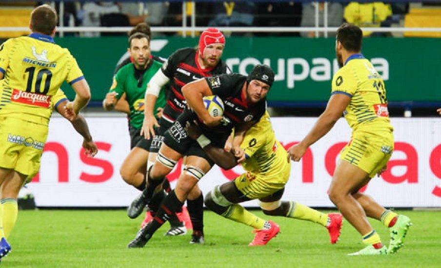 top 14 clermont toulouse rugby france xv de départ 15