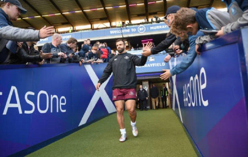 géorgie davit kacharava prend sa retraite rugby international xv de départ 15