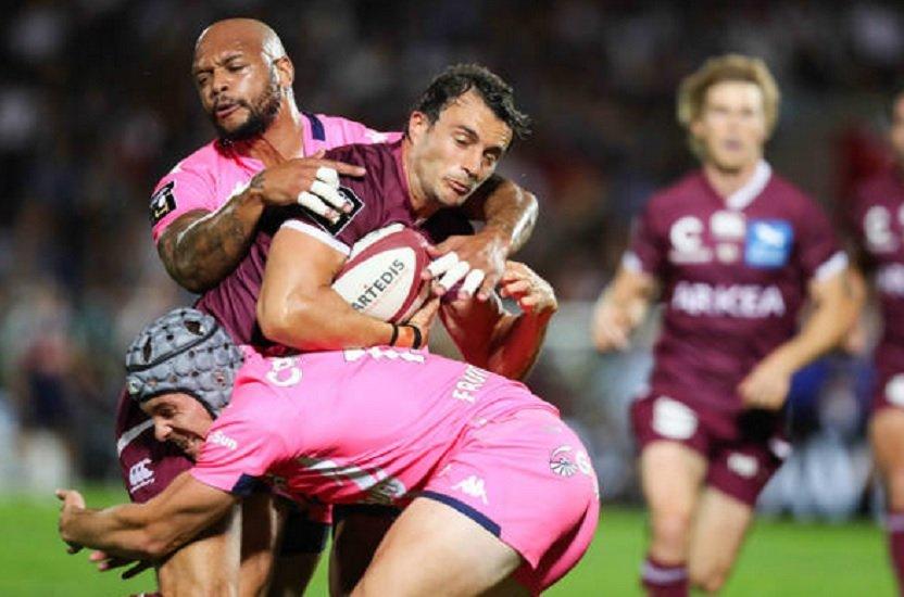 stade français bordeaux reporté rugby france top 14 xv de départ 15