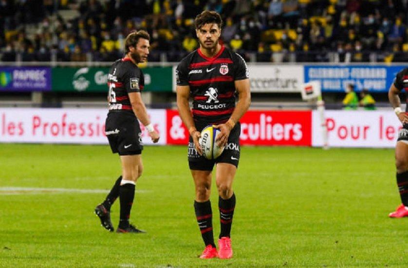 top 14 toulouse s'impose de peu rugby france xv de départ 15
