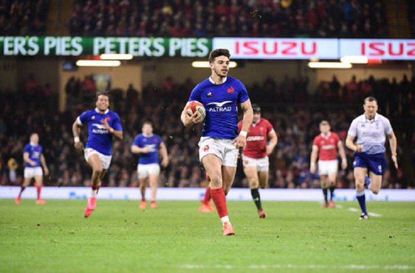xv de france libération des internationaux rugby france xv de départ 15
