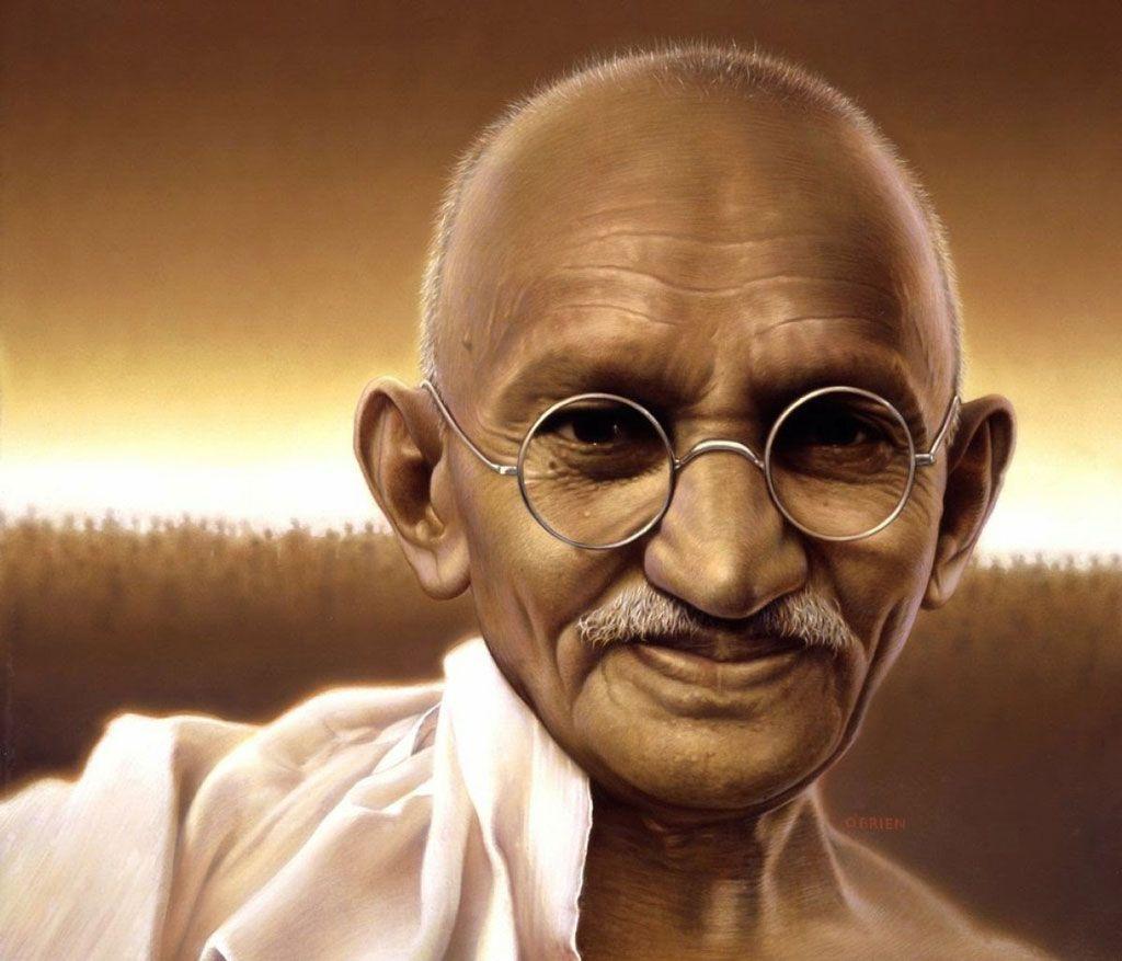 Alcanza tu Sueño, por Mahatma Gandhi