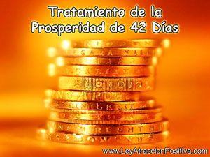 Tratamiento de la Prosperidad de 42 Días