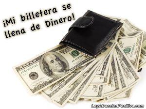 """Cómo Atraer el Dinero: """"¡Mi Billetera se Llena de Dinero!"""" (Afirmaciones Positivas)"""