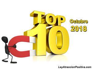 Top 10 Octubre 2018