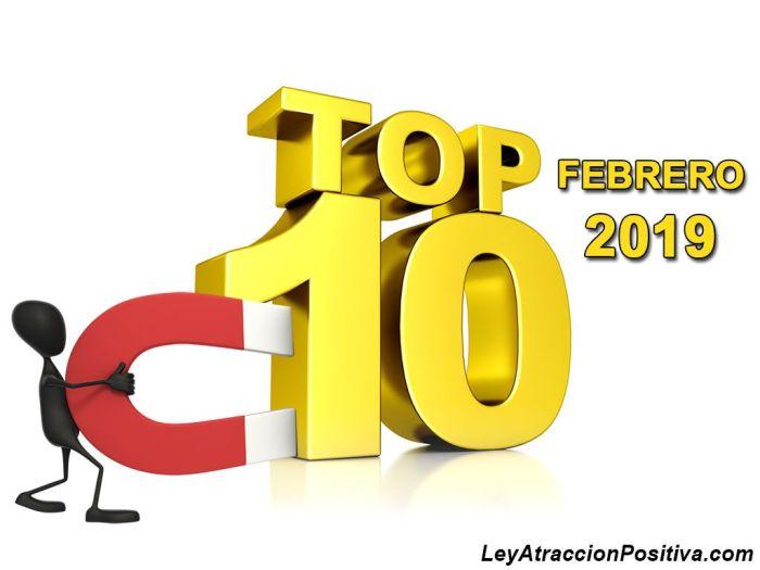 Top 10 Febrero 2019