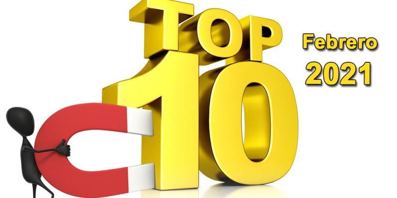 Top 10 Febrero 2021