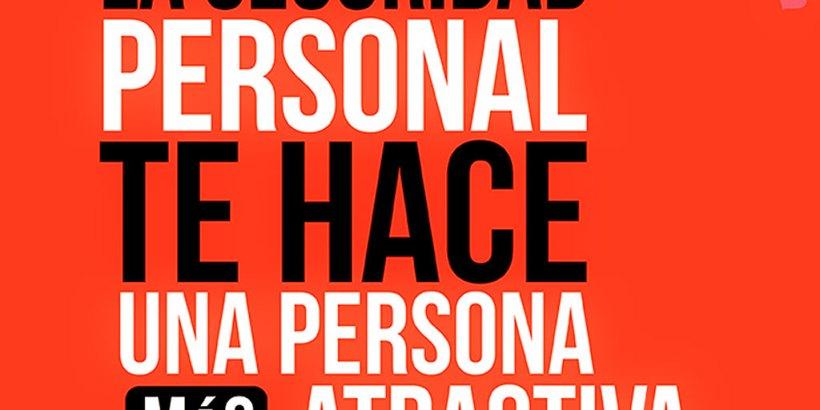 La seguridad personal te hace una persona más atracctiva