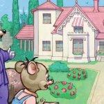Ratón de campo y ratón de ciudad : Cuento con moraleja- parte 1