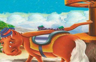 El caballo viejo – Fábulas para niños