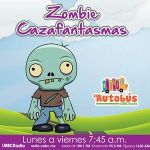 El zombi cazafantasmas