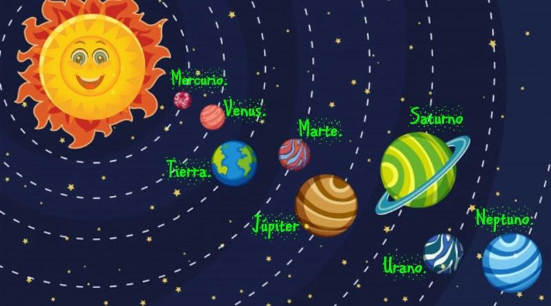 Cuento – sobre cómo se formó el Sistema Solar