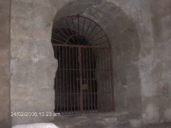 Interior de Santa María de Melque