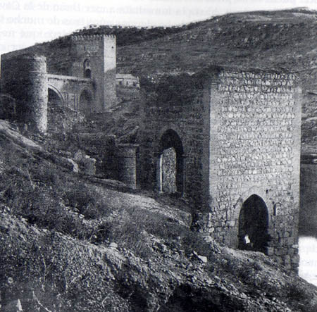 Baño de la Cava, en Toledo