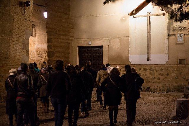 Visita guiada nocturna por Toledo - Rutas de Toledo