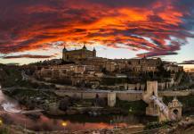 Panorámica de Toledo, por Ander Cover