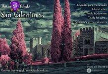 Rutas en Toledo para San Valentín 2016