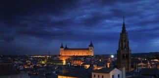 Toledo nocturno