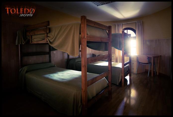 Habitación T4 en el Castillo de San Servando