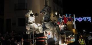 Cabalgata Reyes Magos en Toledo