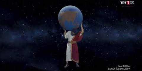 Leyla ile Mecnun İsmail Abi'nin Dedesi 'Atlas'