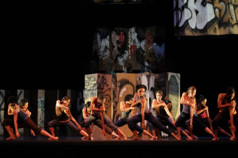 2013: «Asonados» (Fundación Compañía Nacional de Danza de Venezuela)