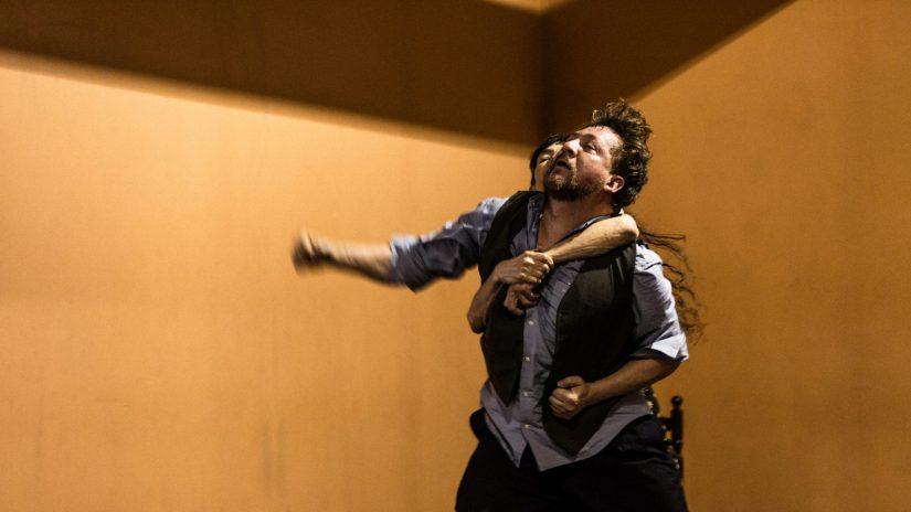 2021: La Voz de Galicia: Carmen Werner baila con Leyson Ponce