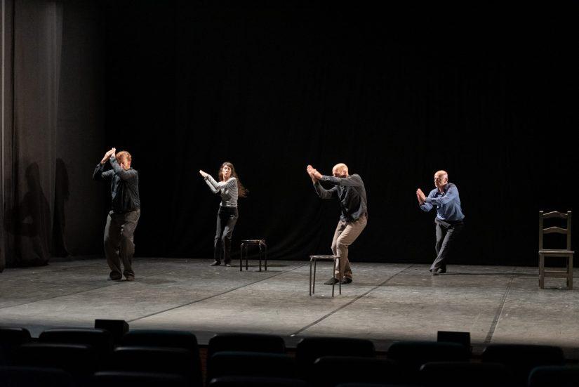 2020: Bailarín Invitado coreografía «Instrucciones para Mejorar la vida» de Carmen Werner.