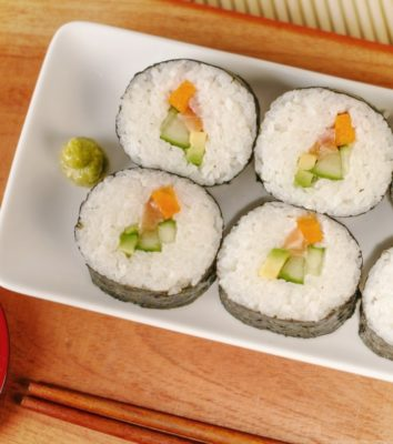 bazooka à sushis