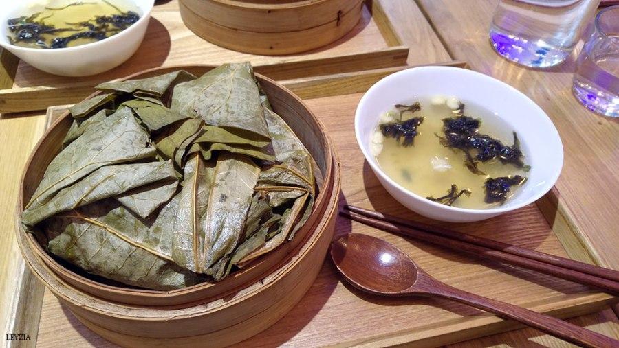 Riz saucisse chinoise