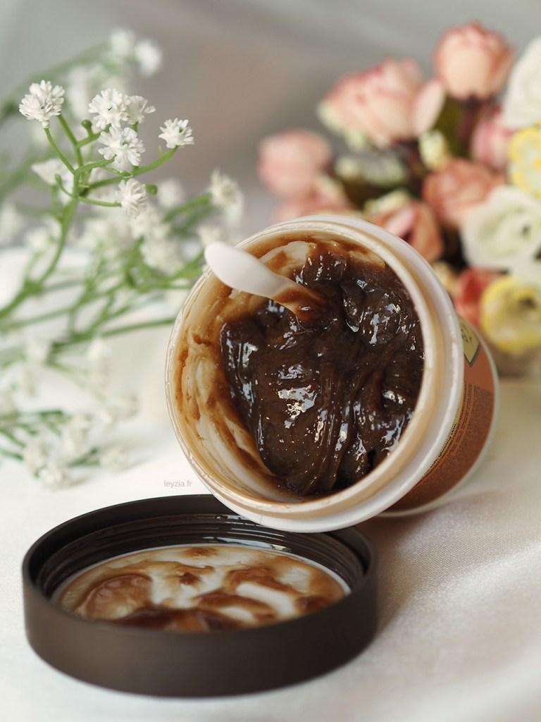 Black Sugar Honey Mask