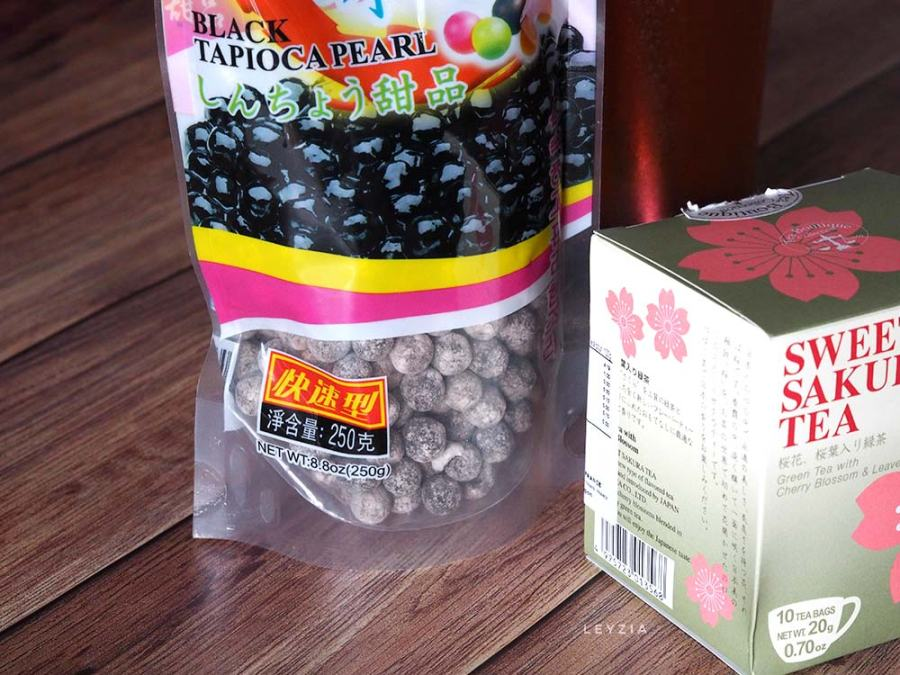 perles de tapioca