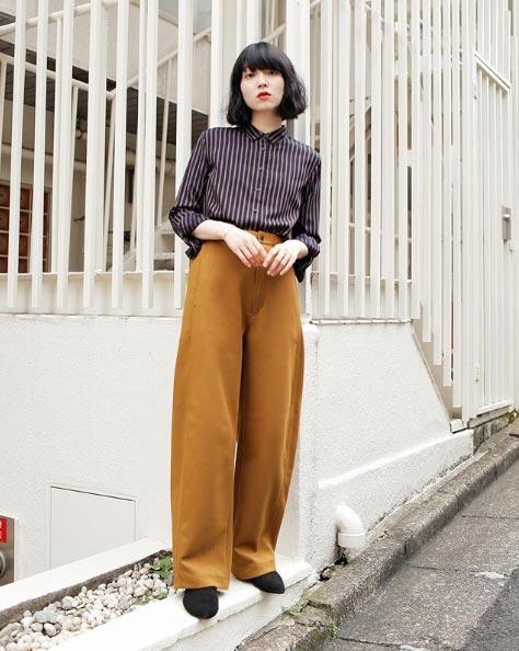 tenue japonaises